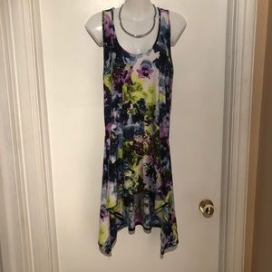 Long colourful top...like New !!!